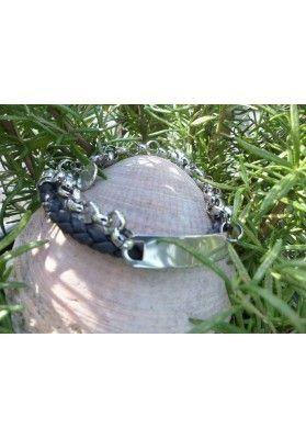 Unisex Armband aus Kork - Schmuck