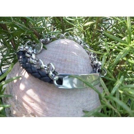 Unisex Armband aus Kork
