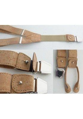 Y-Kork Hosenträger - Accessoires
