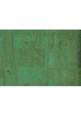 Diverse Grün Töne - Korkstoffe