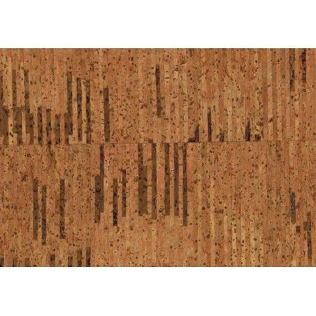 Diverse Lines & Stripes Maserungen - Korkstoffe