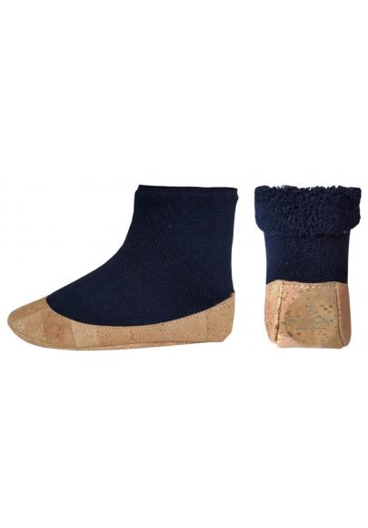 Kinder-Barfuß-Schuhe Blau - Baby&Kinderschuhe
