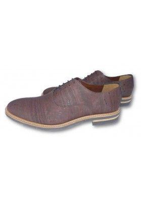 Derby der Elegante Schuh - Korkschuhe