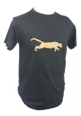 T-Shirt - Korkapplikation Puma - Bekleidung