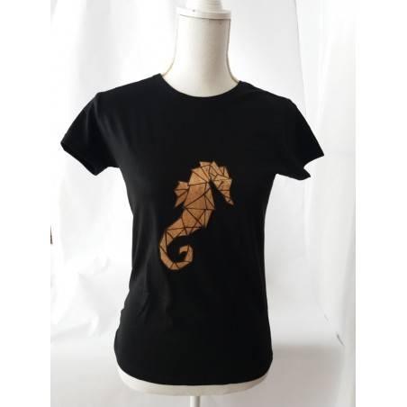 T-Shirt-Seepferd - Bekleidung