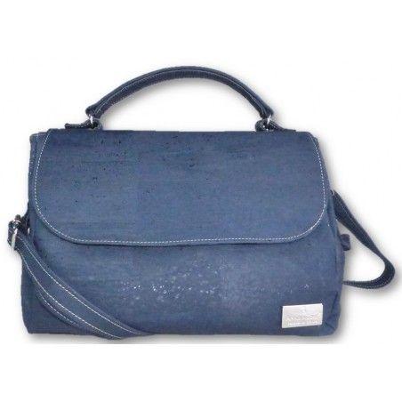 Individuelle Handtasche Deepblue - Korktaschen