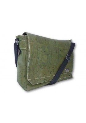 Kork Messenger-Notebooktasche - Korktaschen