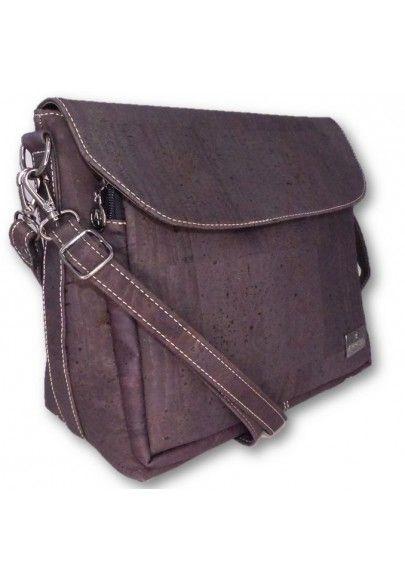 Satchel Bag aus Kork - Korktaschen