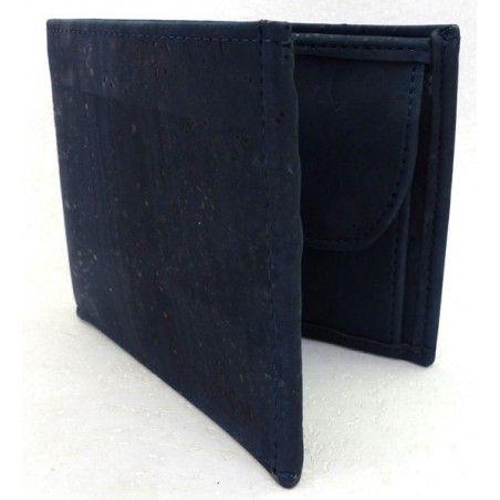 Klassische Kork Geldbörse - Geldbeutel