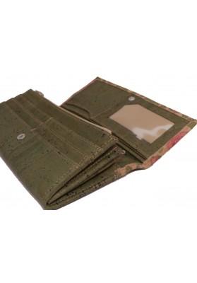 Umschlag Kork Geldbörse - Geldbeutel