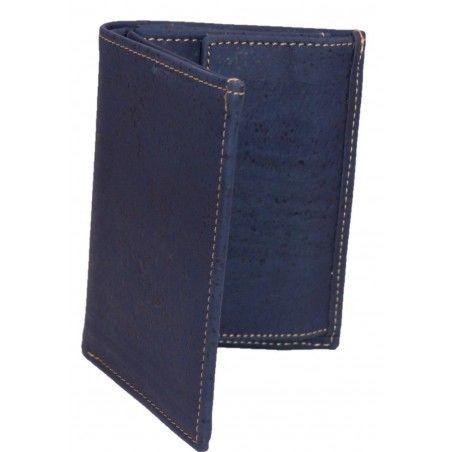Brieftasche  aus Kork Zeitlos - Geldbeutel
