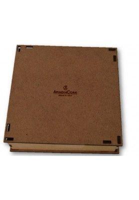 Zigarettenetui aus Kork mit Geschenkbox - Accessoires