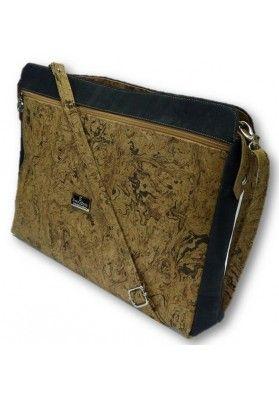 Notebooktasche für bis zu 17 Zoll - Korktaschen