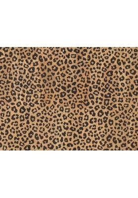 Leopard - Korkstoffe