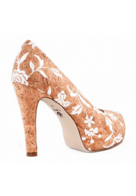 High Heels - Elegant - Korkschuhe